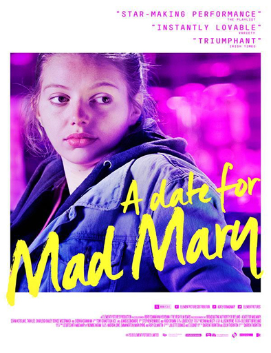 Poster de A Date for Mad Mary