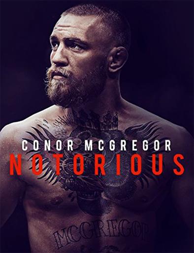 Poster de Conor McGregor: Notorious