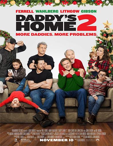 Daddy's Home (Guerra de papás 2) (2017) [720p] [Latino] [1 Link] [MEGA]