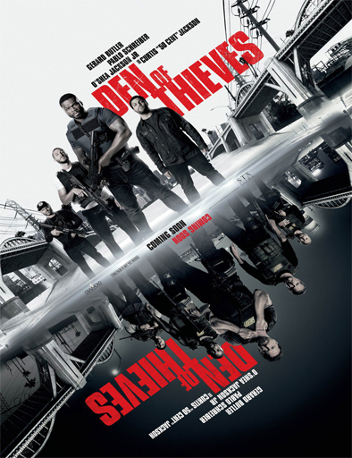 Den of Thieves (El Robo Perfecto) (2018) [BRRip 720p] [Latino] [1 Link] [MEGA]