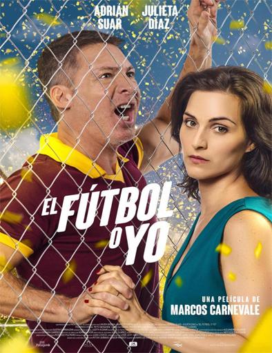 Poster de El fútbol o yo