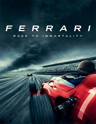 Poster de Ferrari: Race to Immortality