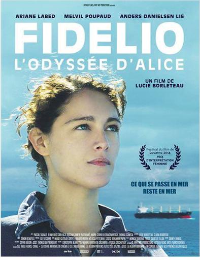Poster de Fidelio, l'odyssée d'Alice (La odisea de Alice)