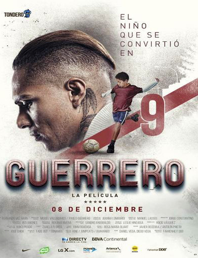 Guerrero La Película Completa DVD HD [MEGA] [LATINO] 2016