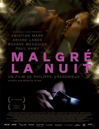 Poster de Malgré la nuit (A pesar de la noche)