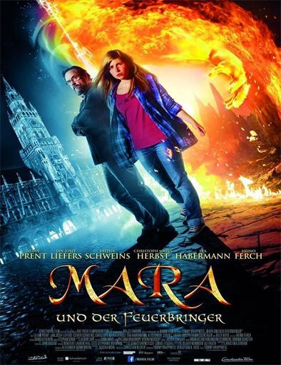 Poster de Mara und der Feuerbringer (Mara y el señor del fuego)