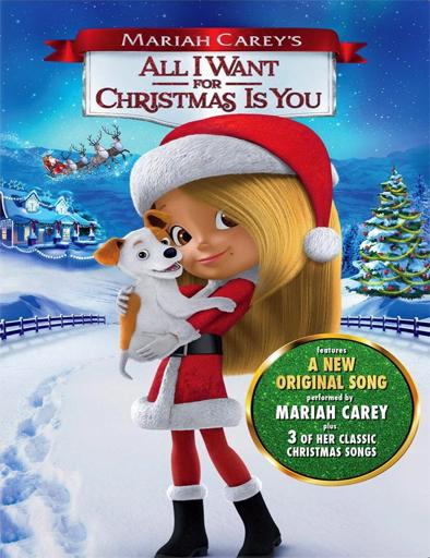 Mariah Carey presenta: La primera navidad de Mariah y Jack (2017) [BRRip 720p] [Latino] [1 Link] [1Fichier]