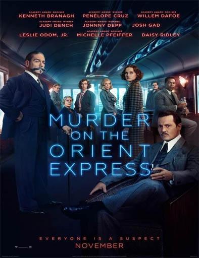 Asesinato en el Orient Express (2017)[CAM] [Latino] [1 Link] [1Fichier]