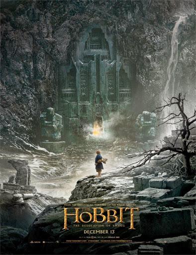 Poster de El Hobbit 2: La desolación de Smaug