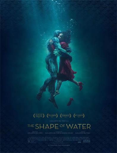 imagen La forma del agua (2017) Online Latino HD