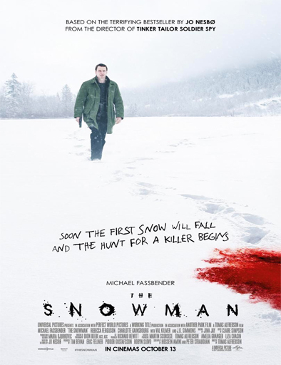 Poster de The Snowman (El Hombre de Nieve)