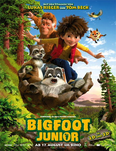 Poster de The Son of Bigfoot (El hijo de Piegrande)