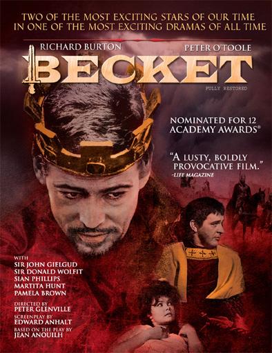 Poster de Becket