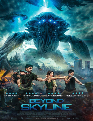 Beyond Skyline (2017) [BRRip 720p] [CASTELLANO] [1 Link] [MEGA]