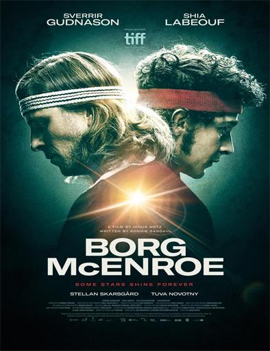 Poster de Borg vs. McEnroe