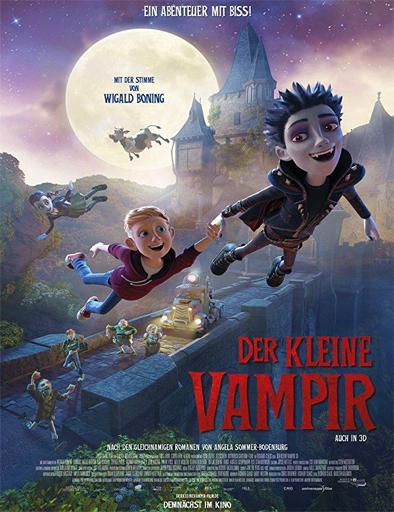 Der kleine Vampir (El pequeño vampiro) (2017) [BRRip 720p] [Latino] [1 Link] [MEGA]
