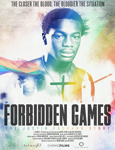 Poster de Forbidden Games: The Justin Fashanu Story