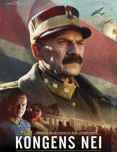 Poster de Kongens Nei (La decisión del rey)