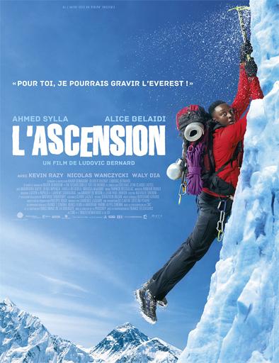 Poster de L'ascension (El ascenso)