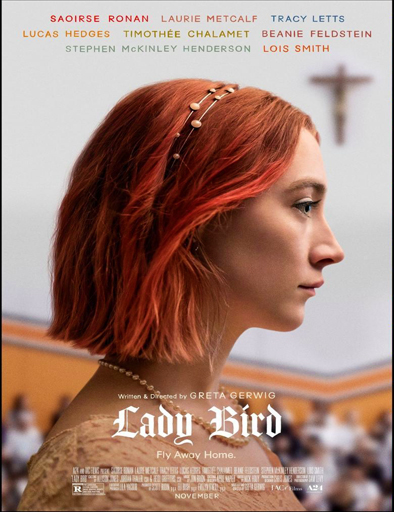 Lady Bird (2017)[BRRip 720p] [SubEspañol] [1 Link] [MEGA]
