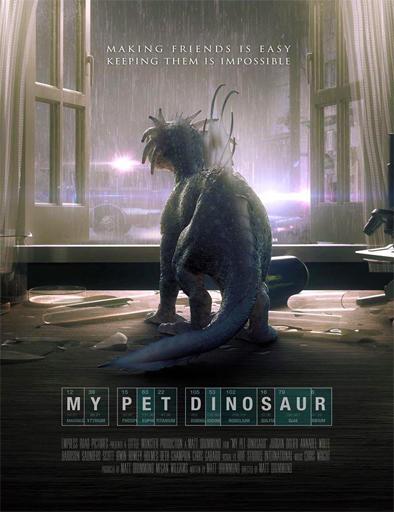 Poster de My Pet Dinosaur