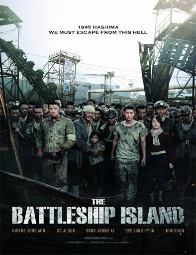 Poster de The Battleship Island