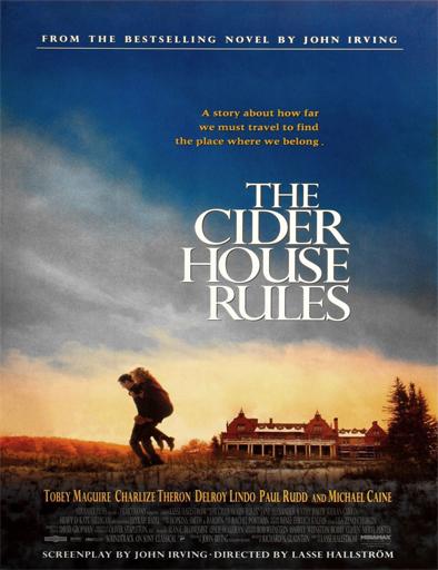 Poster de Las normas de la casa de la sidra