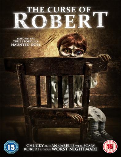 Poster de Robert, el muñeco poseído 2