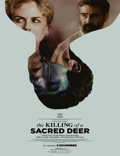 Poster de The Killing of a Sacred Deer