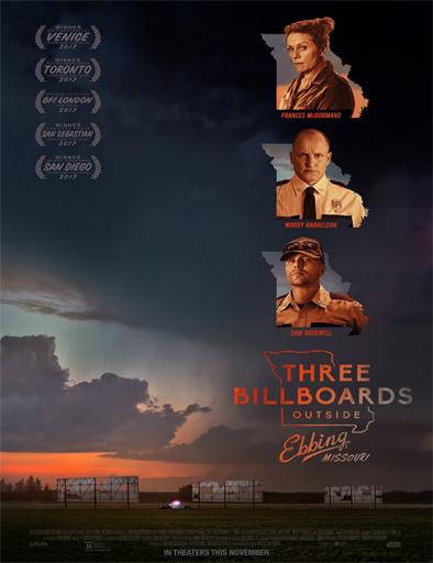 Tres Anuncios por un crimen (2017)[BRRip 720p] [Latino] [1 Link] [MEGA]