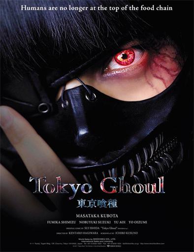 Poster de Tokyo Ghoul