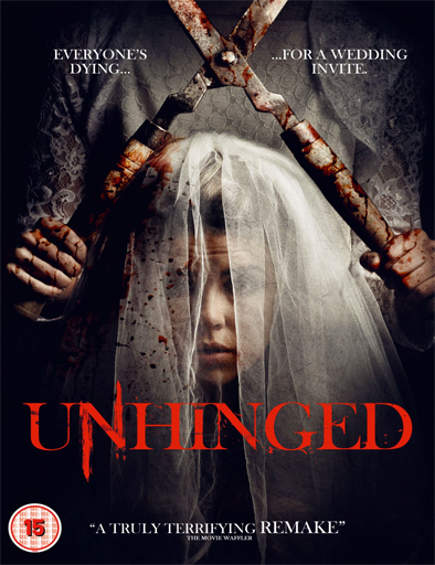 Poster de Unhinged