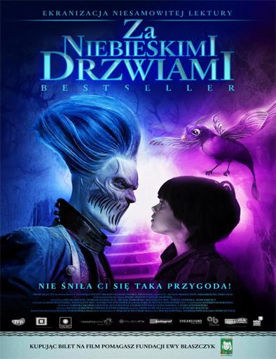 Poster de Behind the Blue Door