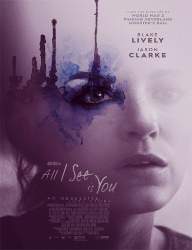 Poster de All I See Is You (Dame tus ojos)