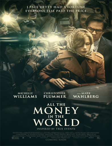 Todo el dinero del mundo (2017) [CAM] [SubEspañol] [1 Link] [MEGA]