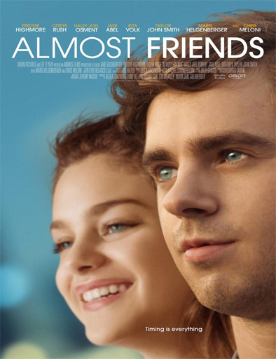 Poster de Almost Friends