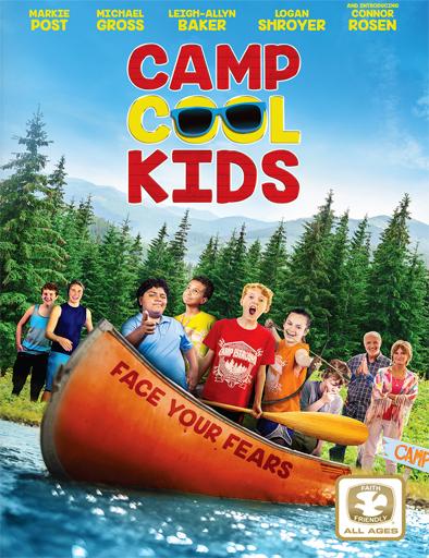 Poster de Camp Cool Kids