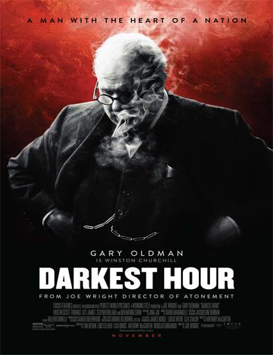 Poster de Darkest Hour (Las horas más oscuras)