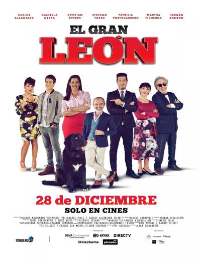 El gran León (2017) [DVDRip] [Latino] [1 Link] [MEGA]