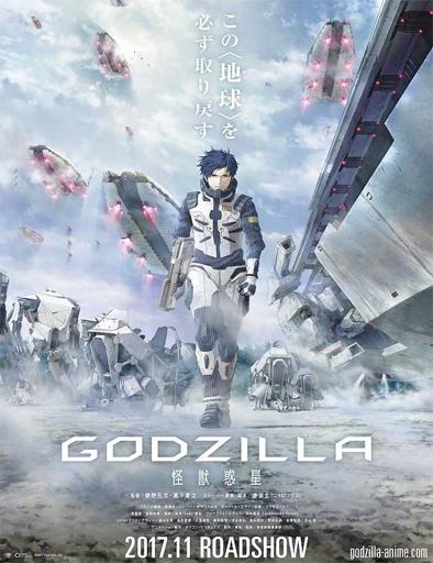 Godzilla El Planeta De Los Monstruos (2017) [DVDRip][Latino][MEGA][DVDRip] [Latino] [1 Link] [MEGA]