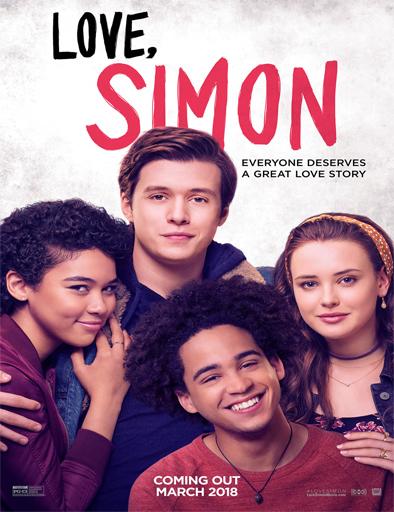 Love, Simon (Yo soy Simón) (2018) [BRRip 720p] [Latino] [1 Link] [MEGA]