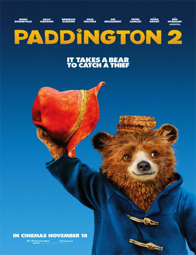 Paddington 2 (2017) [BRRip 720p] [Latino] [1 Link] [MEGA]