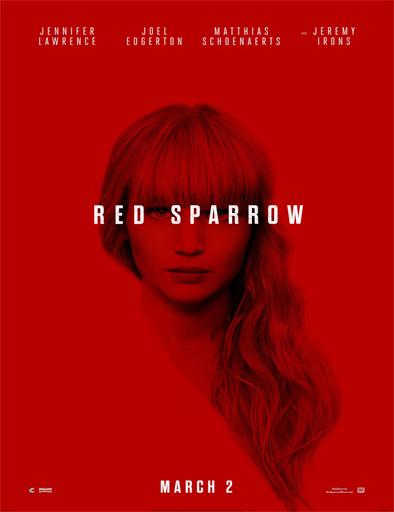 Operación Red Sparrow (2018) [CAM] [Latino] [1 Link] [MEGA]