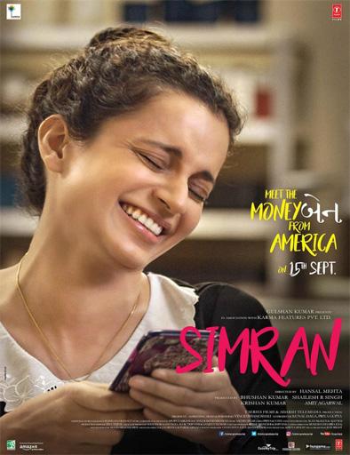 Poster de Simran
