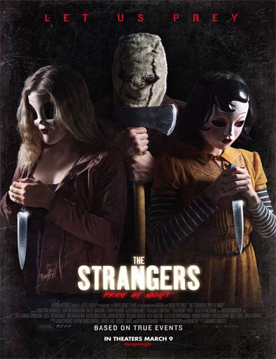 Los Extraños: Cacería Nocturna (2018) [CAM/TS] [Latino] [1 Link] [MEGA]