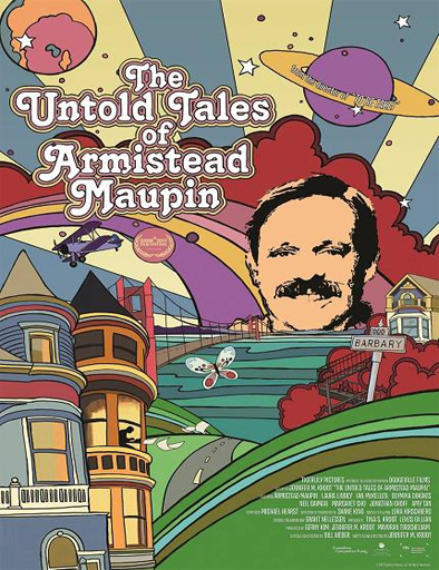 Poster de The Untold Tales of Armistead Maupin