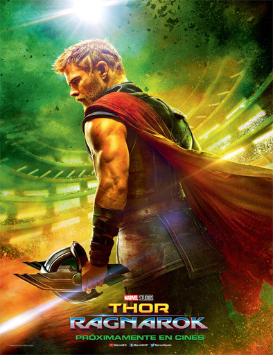 Thor: Ragnarok (2017) [BRRip 720p] [Latino] [1 Link] [MEGA]