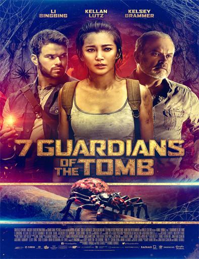 Poster de Guardianes de la Tumba