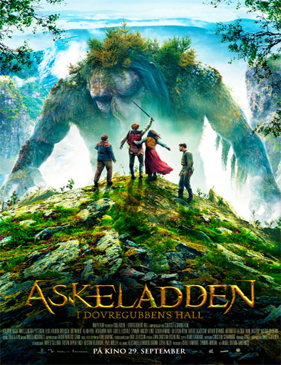 Poster de The Ash Lad: In the Hall of the Mountain King (2017)