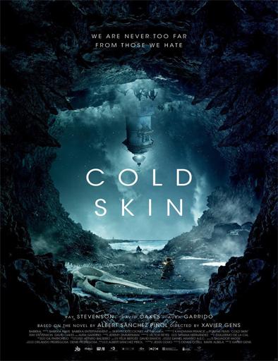 Poster de Cold Skin (La piel fría)